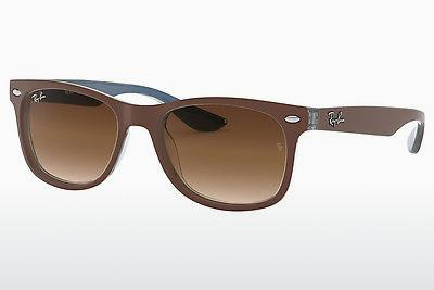 Ophthalmic Glasses Ray-Ban Junior RJ9052S 703513 - Brown, Blue
