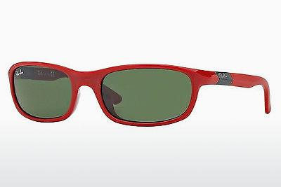 Ophthalmic Glasses Ray-Ban Junior RJ9056S 189/71 - Red