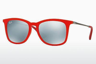 ray ban junior gold rimmed aviator sunglasses  Ray Ban Junior RJ9063S 701030