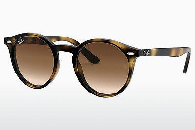 Ophthalmic Glasses Ray-Ban Junior RJ9064S 152/13 - Brown, Havanna