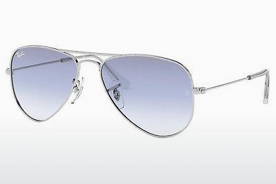 Ophthalmic Glasses Ray-Ban Junior RJ9506S 212/19 - Silver