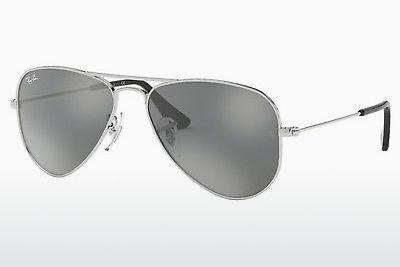 Ophthalmic Glasses Ray-Ban Junior RJ9506S 212/6G - Silver