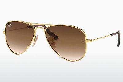 Ophthalmic Glasses Ray-Ban Junior RJ9506S 223/13 - Gold
