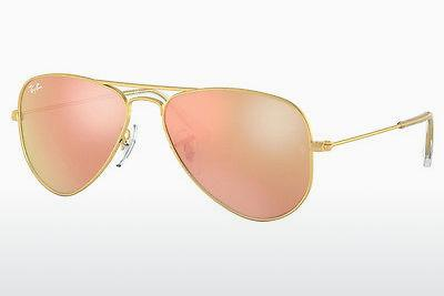Ophthalmic Glasses Ray-Ban Junior RJ9506S 249/2Y - Gold