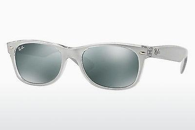 Ophthalmic Glasses Ray-Ban NEW WAYFARER (RB2132 614440) - Silver, Transparent