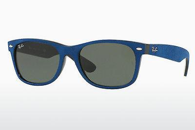 Ophthalmic Glasses Ray-Ban NEW WAYFARER (RB2132 6239) - Black, Blue