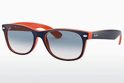 Ophthalmic Glasses Ray-Ban NEW WAYFARER (RB2132 789/3F) - Blue