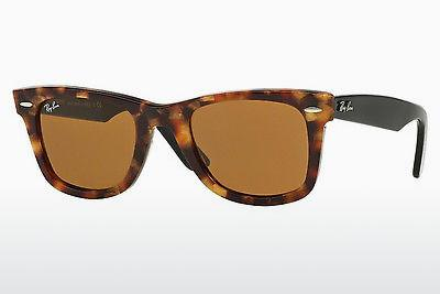 Ophthalmic Glasses Ray-Ban WAYFARER (RB2140 1160) - Brown, Havanna