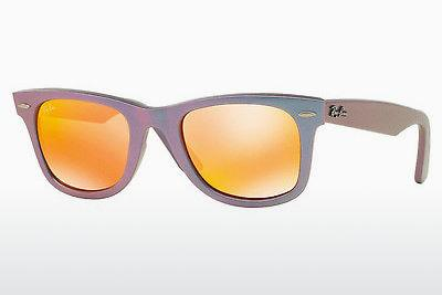 Ophthalmic Glasses Ray-Ban WAYFARER (RB2140 611169) - Grey, Blue, Green