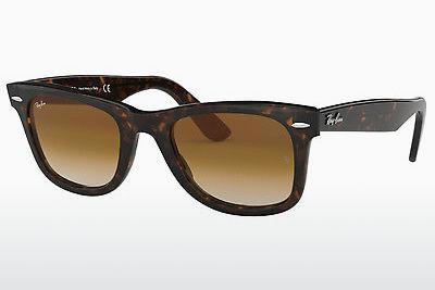 Ophthalmic Glasses Ray-Ban WAYFARER (RB2140 902/51) - Brown, Havanna