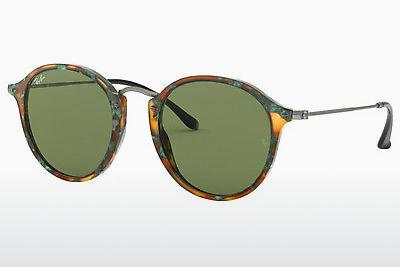 Ophthalmic Glasses Ray-Ban RB2447 11594E - Brown, Havanna