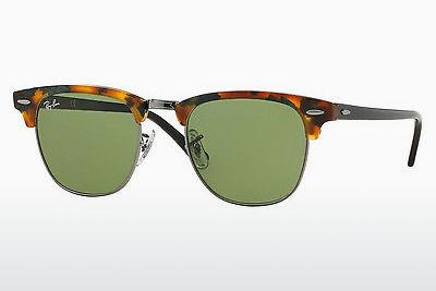 Ophthalmic Glasses Ray-Ban CLUBMASTER (RB3016 11594E) - Brown, Havanna