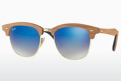 Ophthalmic Glasses Ray-Ban CLUBMASTER (M) (RB3016M 11807Q) - Gold