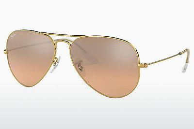 Ophthalmic Glasses Ray-Ban AVIATOR LARGE METAL (RB3025 001/3E) - Gold