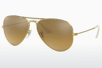 Ophthalmic Glasses Ray-Ban AVIATOR LARGE METAL (RB3025 001/3K) - Gold