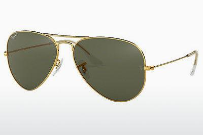 Ophthalmic Glasses Ray-Ban AVIATOR LARGE METAL (RB3025 001/58) - Gold