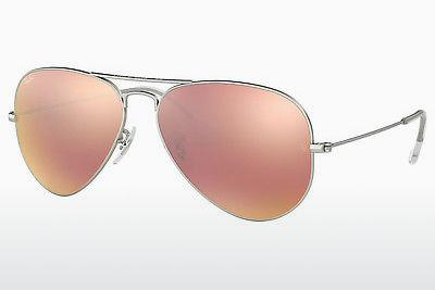 Ophthalmic Glasses Ray-Ban AVIATOR LARGE METAL (RB3025 019/Z2) - Silver