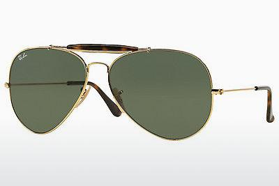 Ophthalmic Glasses Ray-Ban OUTDOORSMAN II (RB3029 181) - Gold