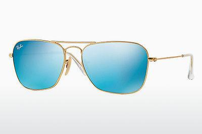Ophthalmic Glasses Ray-Ban CARAVAN (RB3136 112/17) - Gold