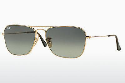 Ophthalmic Glasses Ray-Ban CARAVAN (RB3136 181/71) - Gold