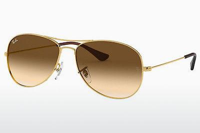 Ophthalmic Glasses Ray-Ban COCKPIT (RB3362 001/51) - Gold
