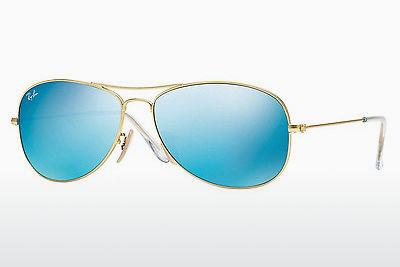 Ophthalmic Glasses Ray-Ban COCKPIT (RB3362 112/17) - Gold
