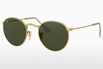 Ophthalmic Glasses Ray-Ban ROUND METAL (RB3447 001) - Gold