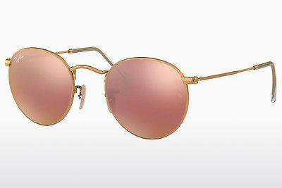 Ophthalmic Glasses Ray-Ban ROUND METAL (RB3447 112/Z2) - Gold