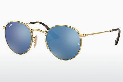 Ophthalmic Glasses Ray-Ban ROUND METAL (RB3447N 001/9O) - Gold