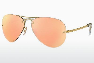 Ophthalmic Glasses Ray-Ban RB3449 001/2Y - Gold
