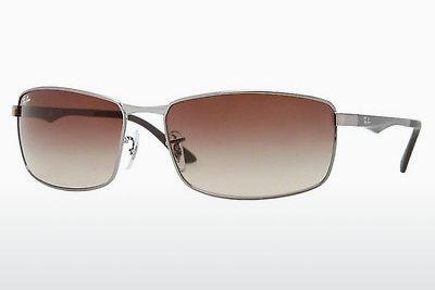 Ophthalmic Glasses Ray-Ban N/A (RB3498 004/13) - Silver, White