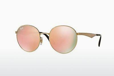 Ophthalmic Glasses Ray-Ban RB3537 001/2Y - Gold
