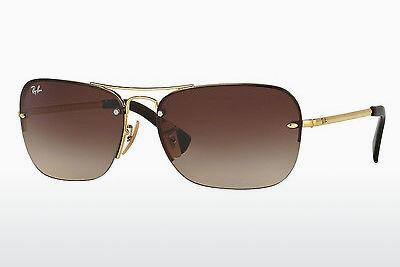 Ophthalmic Glasses Ray-Ban RB3541 001/13 - Gold
