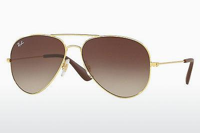 Ophthalmic Glasses Ray-Ban RB3558 001/13 - Gold