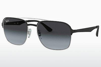 Ophthalmic Glasses Ray-Ban RB3570 90048G - Silver, Black