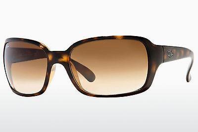 Ophthalmic Glasses Ray-Ban RB4068 710/51 - Brown, Havanna