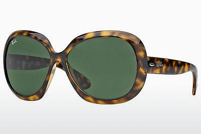 Ophthalmic Glasses Ray-Ban JACKIE OHH II (RB4098 710/71) - Brown, Havanna