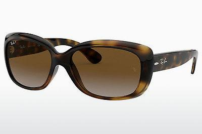 Ophthalmic Glasses Ray-Ban JACKIE OHH (RB4101 710/T5) - Brown, Havanna