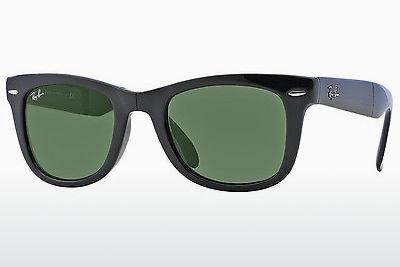 Ophthalmic Glasses Ray-Ban FOLDING WAYFARER (RB4105 601) - Black