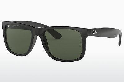 Ophthalmic Glasses Ray-Ban JUSTIN (RB4165 601/71) - Black