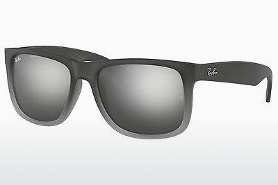 Ophthalmic Glasses Ray-Ban JUSTIN (RB4165 852/88) - Grey, Transparent