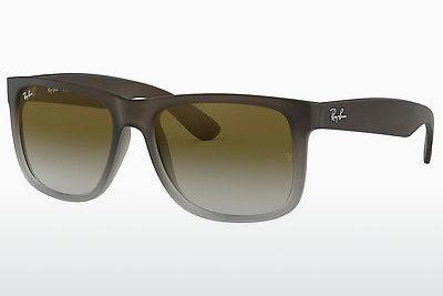 Ophthalmic Glasses Ray-Ban JUSTIN (RB4165 854/7Z) - Brown