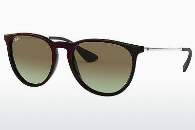 Ophthalmic Glasses Ray-Ban ERIKA (RB4171 6316E8) - Black, Red