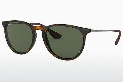 Ophthalmic Glasses Ray-Ban ERIKA (RB4171 710/71) - Brown, Havanna