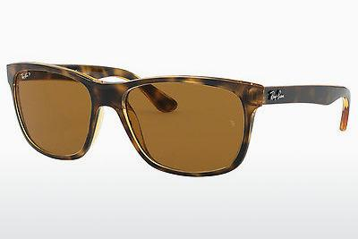 Ophthalmic Glasses Ray-Ban RB4181 710/83 - Brown, Havanna