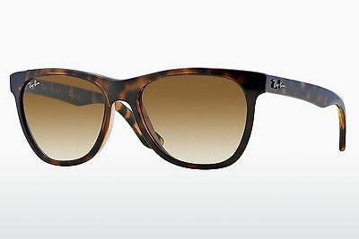 Ophthalmic Glasses Ray-Ban RB4184 710/51 - Brown, Havanna
