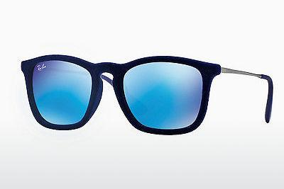 Ophthalmic Glasses Ray-Ban CHRIS (RB4187 608155) - Blue