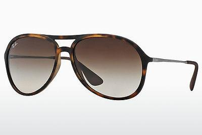 Ophthalmic Glasses Ray-Ban ALEX (RB4201 865/13) - Brown, Havanna
