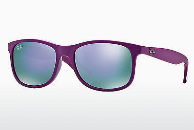 Ophthalmic Glasses Ray-Ban ANDY (RB4202 60714V) - Purple