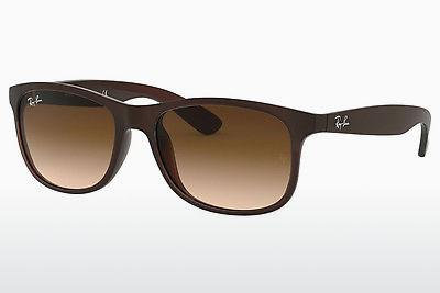 Ophthalmic Glasses Ray-Ban ANDY (RB4202 607313) - Brown